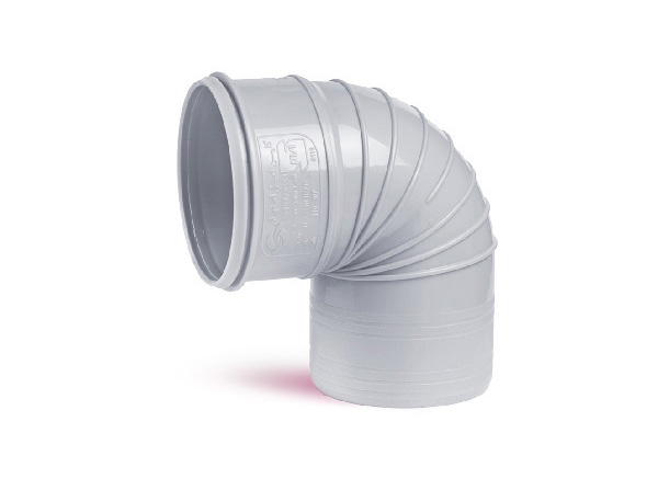 زانوی 90 درجه یک سر کوپله | گروه صنعتی لوله و اتصالات گلین لعل