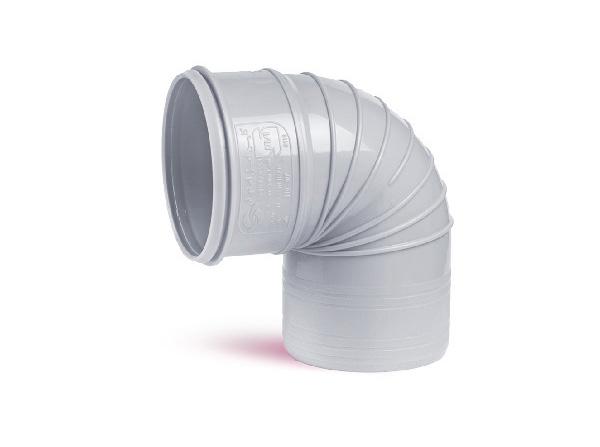 زانوی خم 87/5 درجه یک سر کوپله   گروه صنعتی لوله و اتصالات گلین لعل